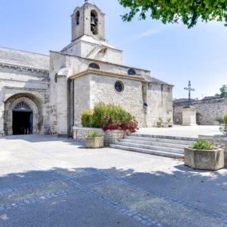 Eglise romane St Baudile