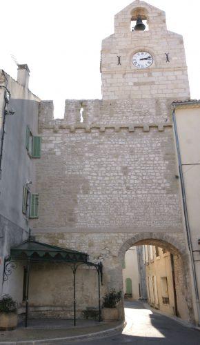 Porte des Moulins-Beffroi